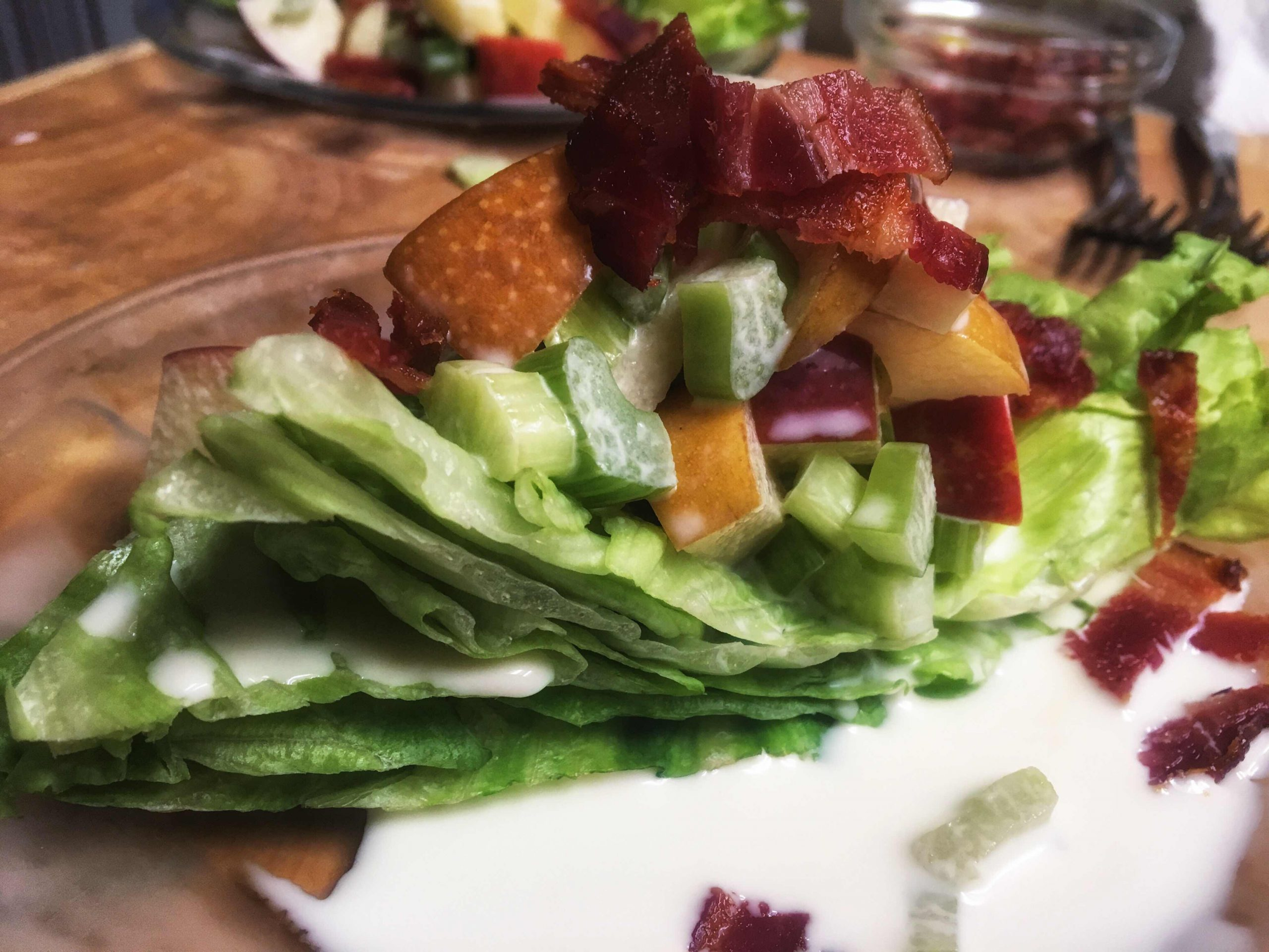 Taking a Waldorf Salad in a New Direction